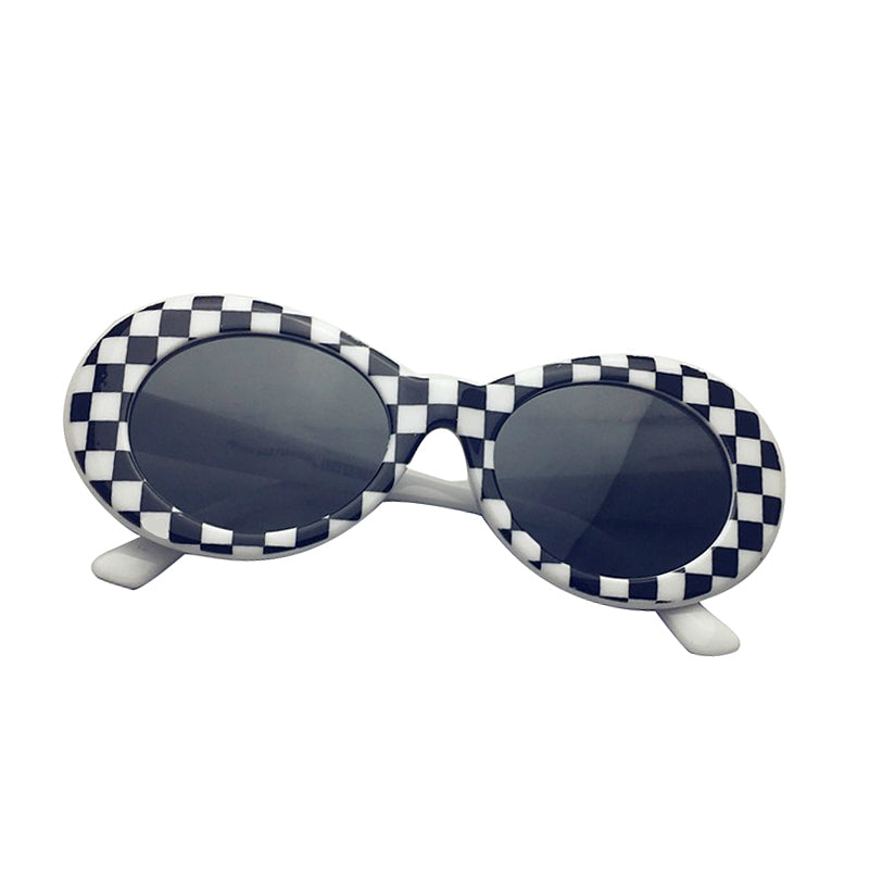 19878193d468f Cobain checkers – Attention Frames