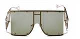 Hosta Square Sunglasses