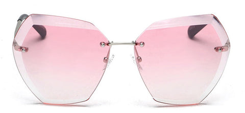 Diamond-shaped Sunglasses