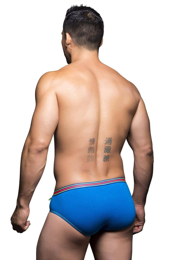 Andrew Christian - Tagless Boy Slips (3-pack) Almost Naked Tech