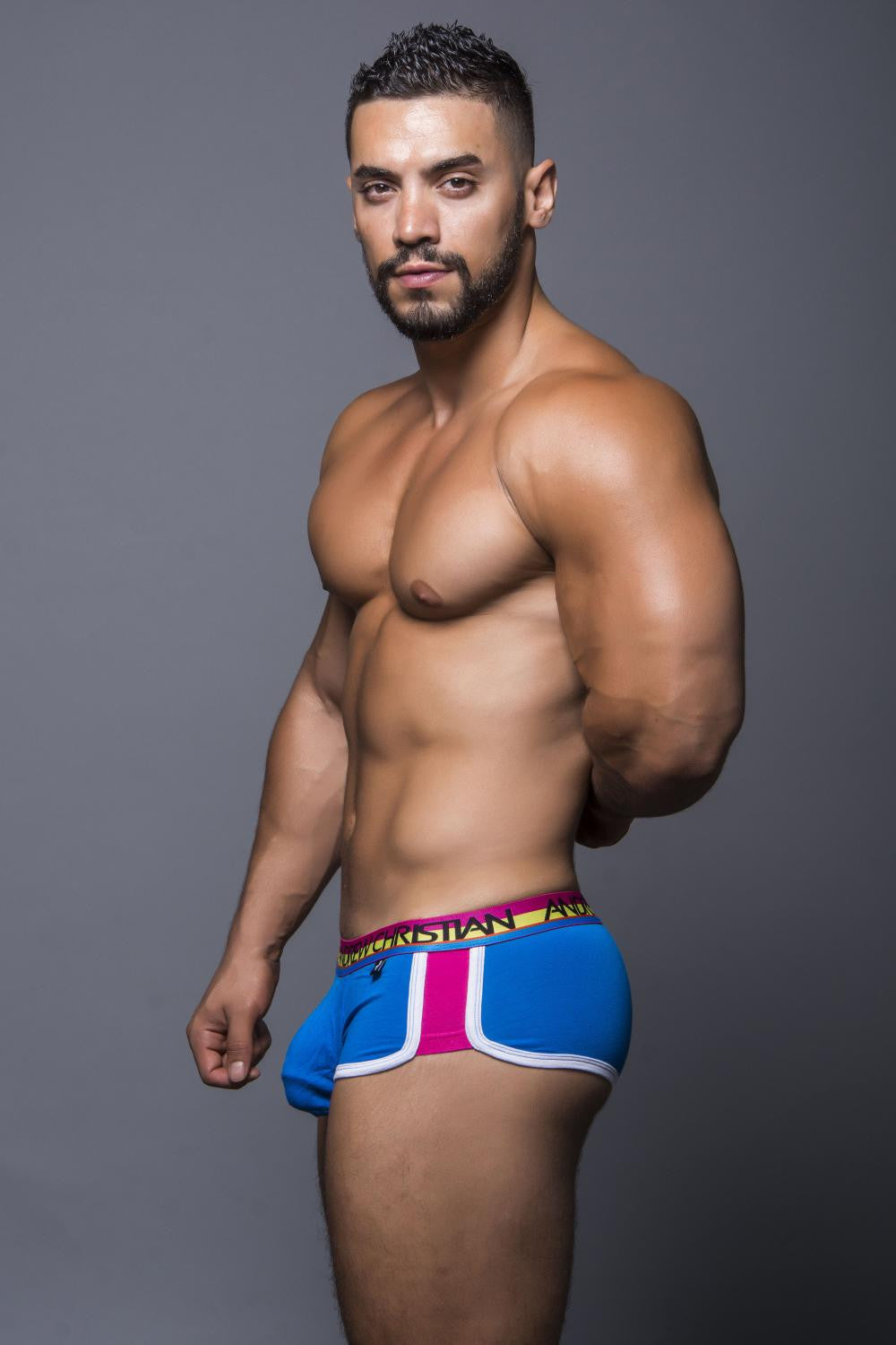 Andrew Christian – Bóxer Retro Pop con Show It!