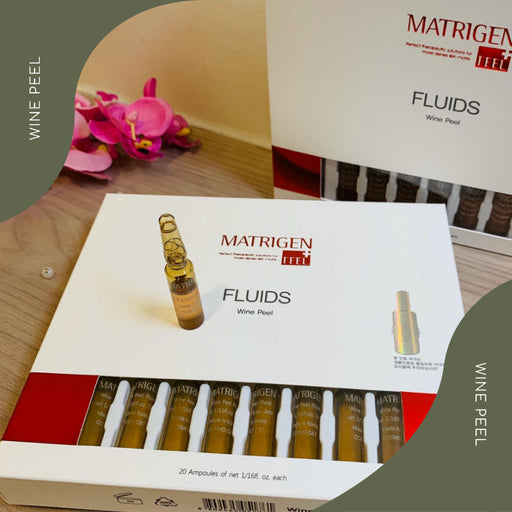 Box of Matrigen Wine Peel