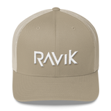 Ravik (TM) Retro Trucker Hat - Ravik Apparel