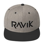 Ravik (TM) Elite Snapback Hat (Light Edition) - Ravik Apparel