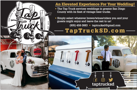 From garden party to wedding reception, tap truck is the mobile bar service for you. This is the perfect party starter for any and all occasions. Be sure to check out our whole fleet of vintage mobile beer trucks nationwide.
