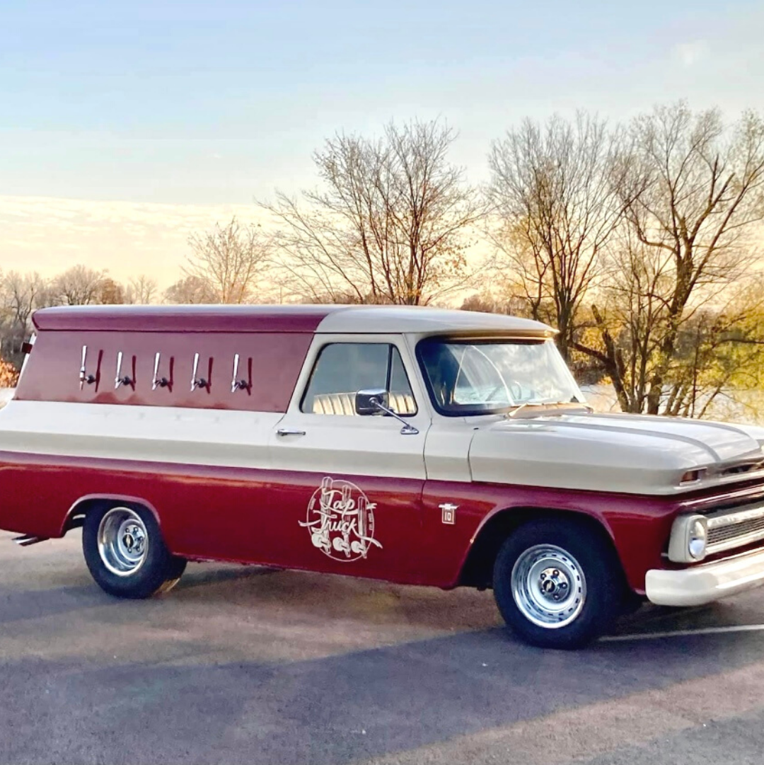 Arkansas' newest (and oldest) mobile beverage service. Those three words completely describe what we're all about.