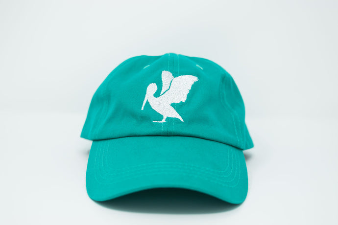 Pelican Teal Dad Hat