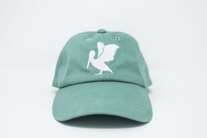 Pelican Sea Foam Dad Hat