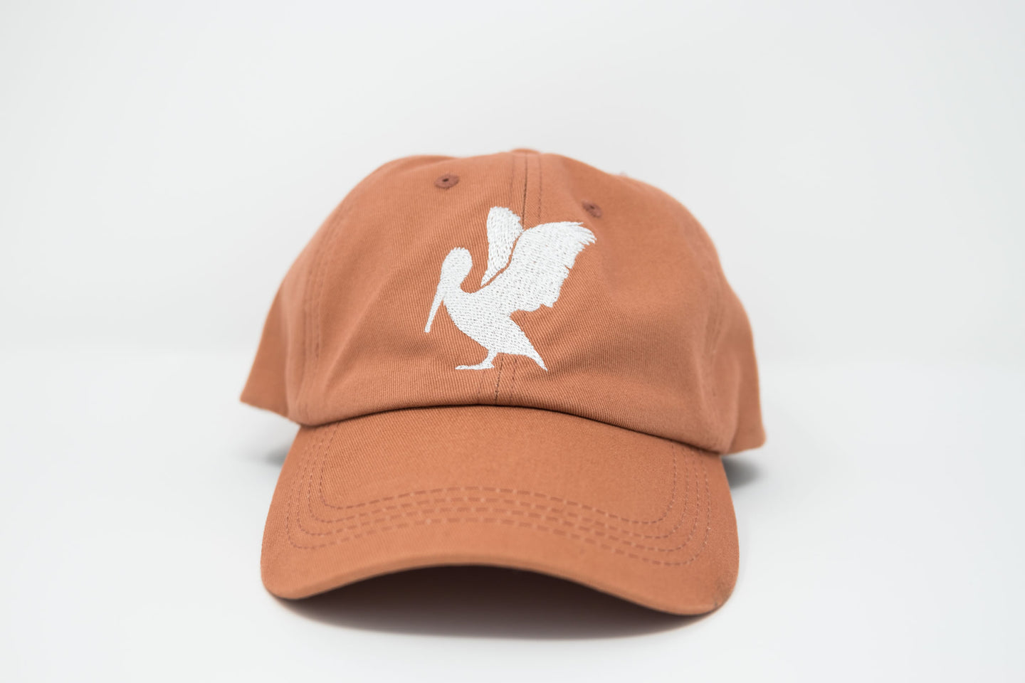 Pelican Salmon Dad Hat