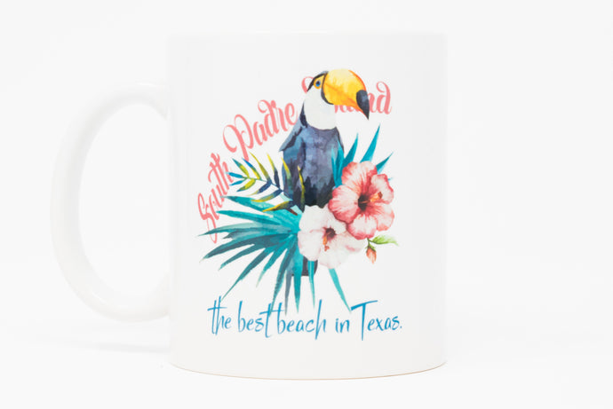 Toucan 11oz Coffee Mug