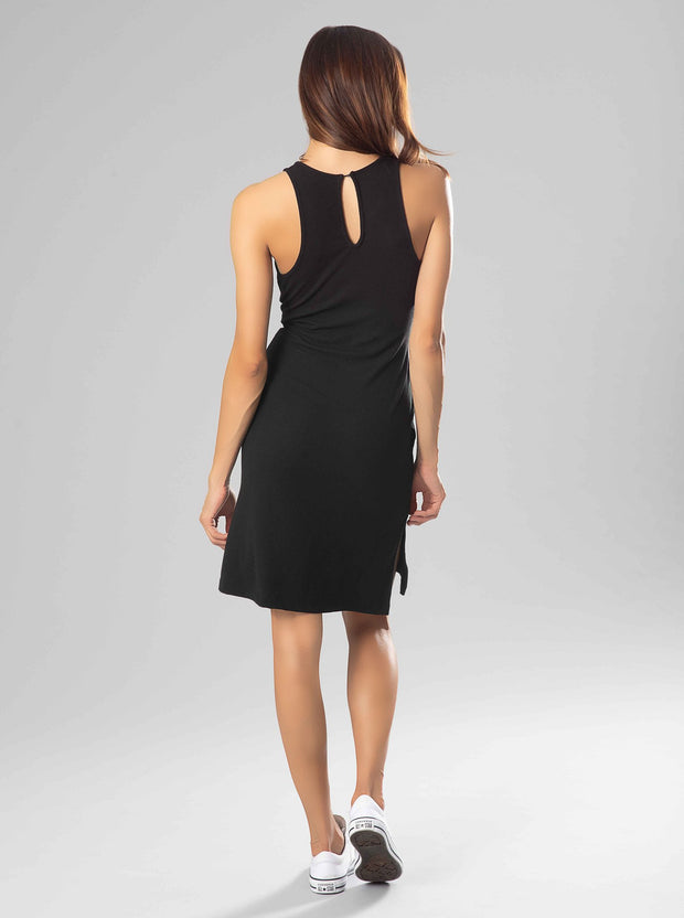VIXEN RIB DRESS