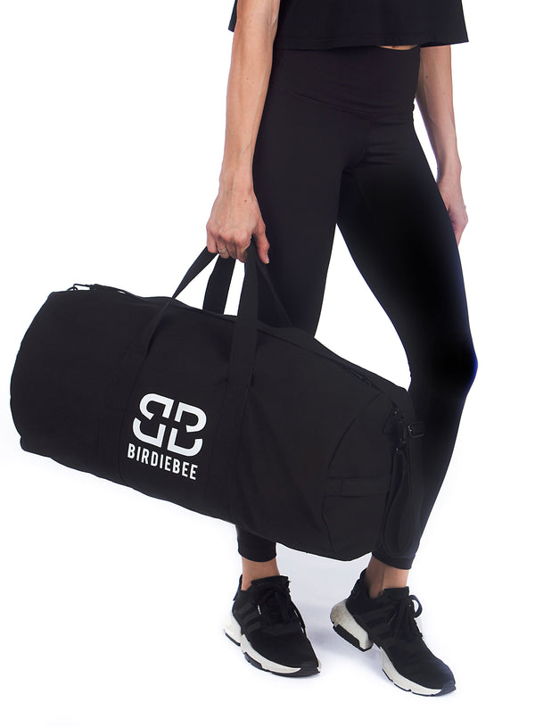 BIRDIEBEE DOUBLE B DUFFLE BAG
