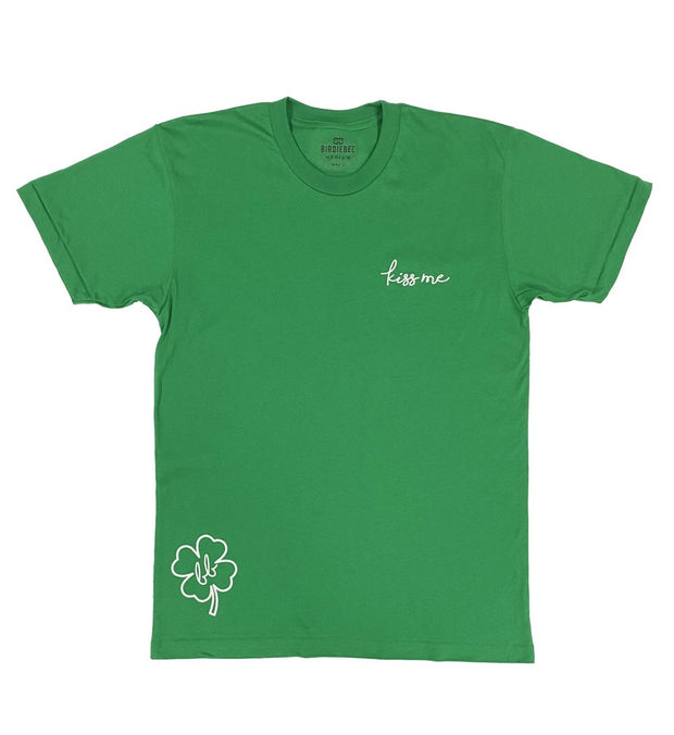 Clover and Kiss Tee