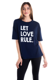 Let Love Rule Lounge Tee