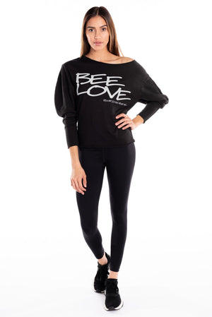 BEE LOVE FASHION FIT PULLOVER