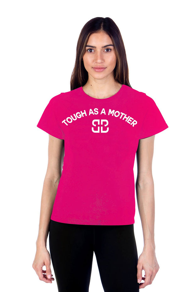 Tough As A Mother Girlfriend Tee