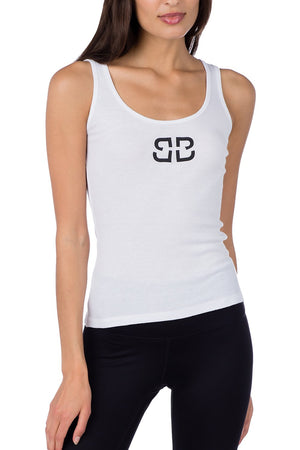 DOUBLE B RIBBED TANK