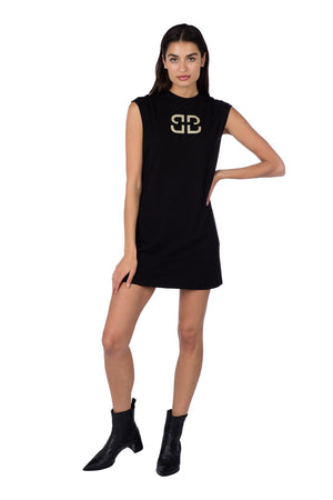 LITTLE BLACK BELLA MUSCLE TEE DRESS