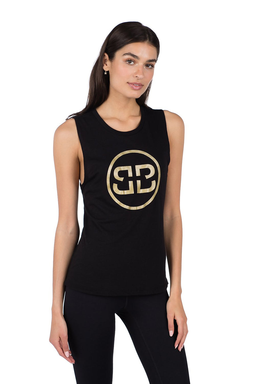 GOLDEN DOUBLE B MUSCLE TANK