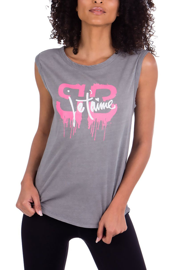 Je T'aime Glam Tank