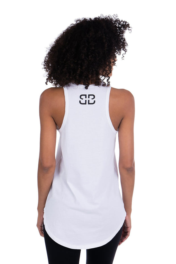 Love Revolution Long Racerback Tank