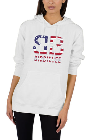 AMERICAN FLAG DOUBLE B SUMMER PULLOVER