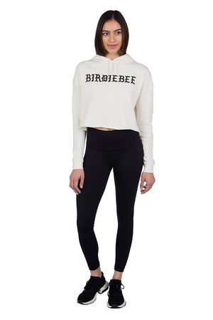 BRIZEE DOWNTOWN CROPPED HOODIE