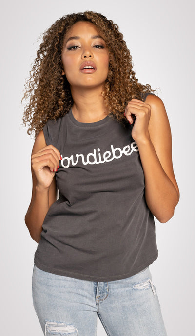 Birdiebee Logo Girlfriend Tee