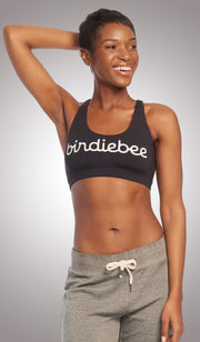 Birdiebee Logo Bee You Bra