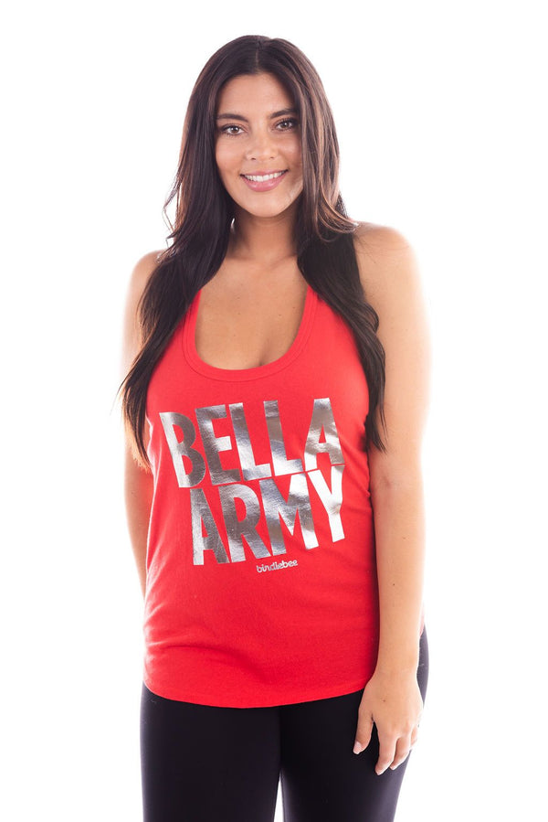 BELLA ARMY FEARLESS TANK