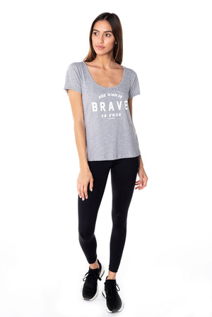 She Who is Brave Force Tee