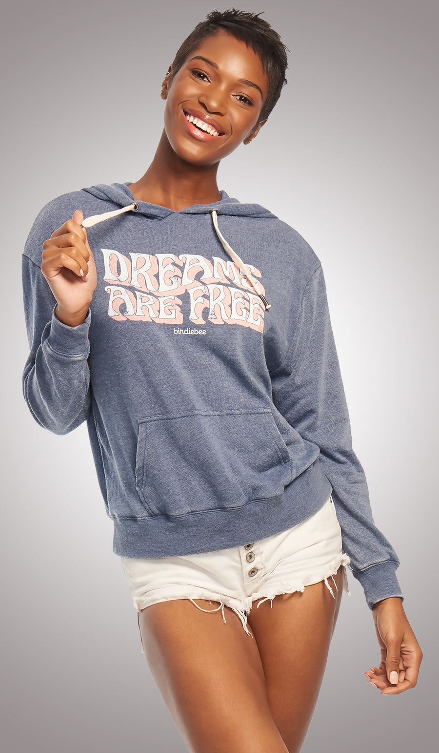 Dreams Are Free Pullover Hoodie
