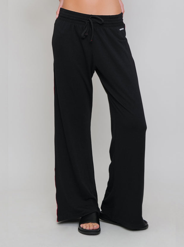 Power Wide-Leg Track Pant