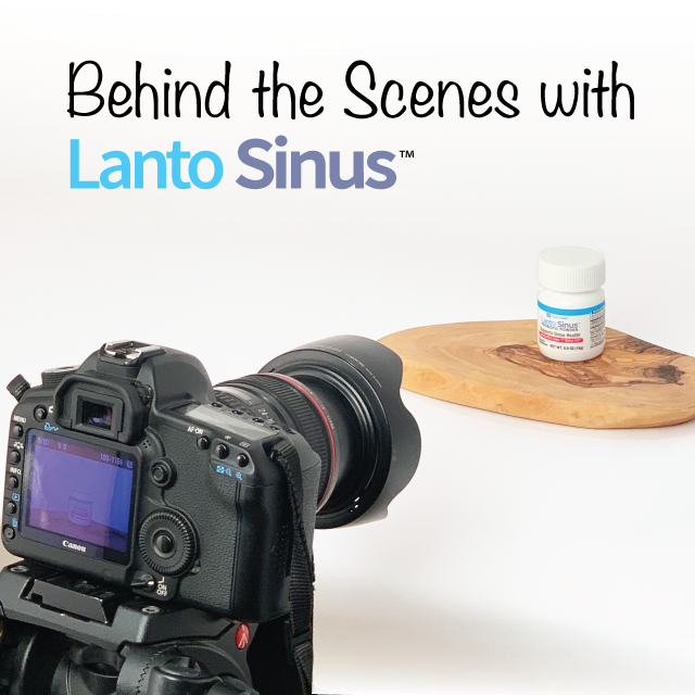 Behind the Scenes with Lanto Sinus