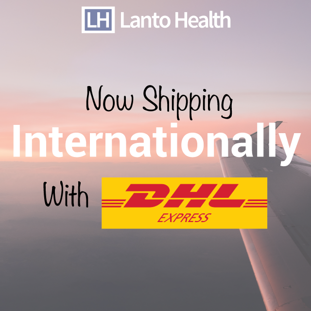 Lanto Sinus Now Shipping Internationally With DHL Express