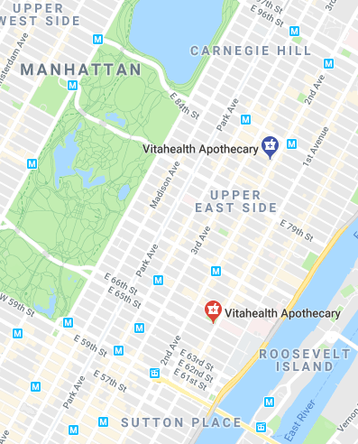 Lanto Sinus Now Available in Vitahealth Apothecary Stores in NYC!