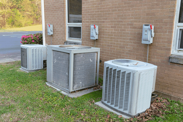 AC Unit and Mold