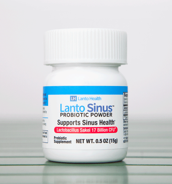 Lanto Sinus Probiotic Powder