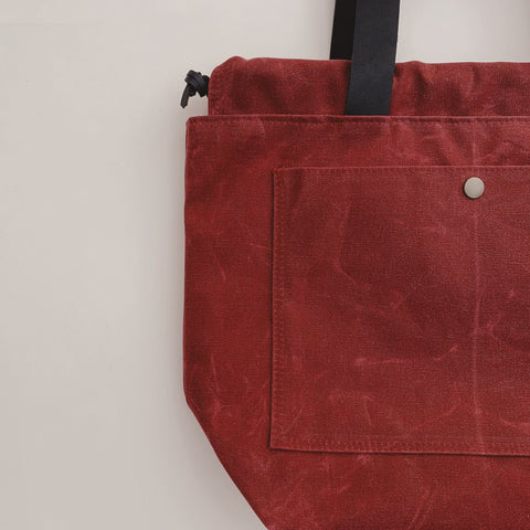 Cincy Project Bag // Merlot