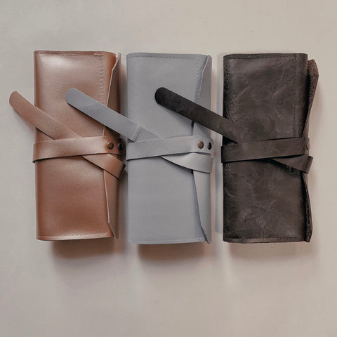 Cameron Leather Artist Wallet