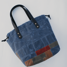 Load image into Gallery viewer, Patchwork Project Bag // 005