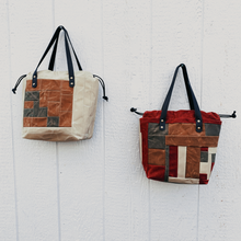 Load image into Gallery viewer, Patchwork Project Bag // 004