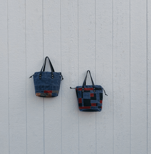 Patchwork Project Bag // 005