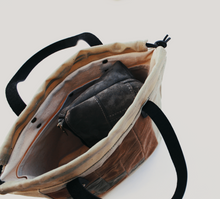 Load image into Gallery viewer, Patchwork Project Bag // 007