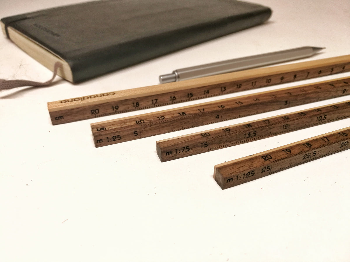 Designer Scaled Ruler Set