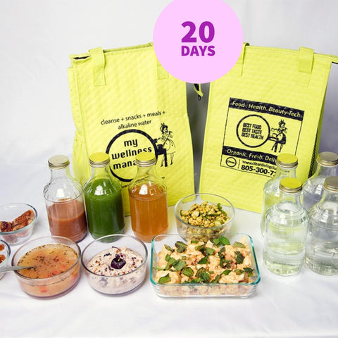 Meal Program for Weight loss- Monthy Subscription