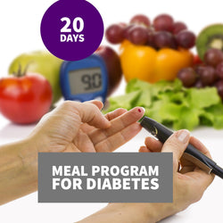 Meal Program for Diabetes - Monthly Subscription