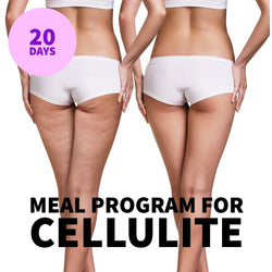Meal Program for Cellulite- Monthly Subscription
