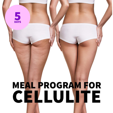 Meal Program for Cellulite- Weekly Subscription