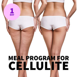 Meal Program for Cellulite- One Day